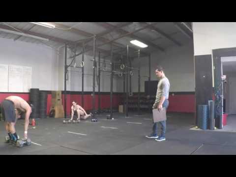 Anthony Gonzalez- Crossfit Opens 17.2
