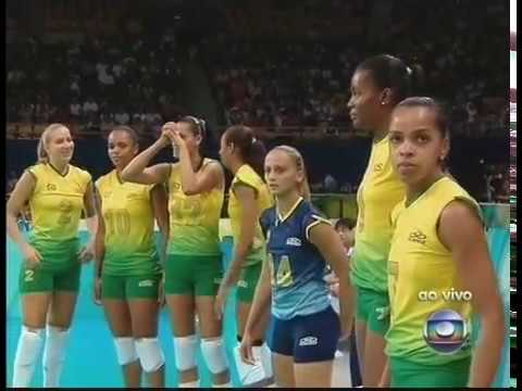 POG 2008 Pool Play: Brazil X Russia