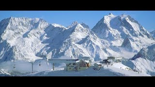 Gambar cover SKIING THE 3 VALLEYS RESORT