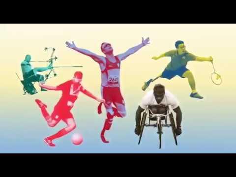 SONG of VICTORY - Theme Song Asian Para Games 2018 -  LYRICS LAGU