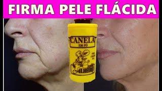 Misturinha Caseira para pele Flácida – Clareia a Pele e Elimina Rugas.