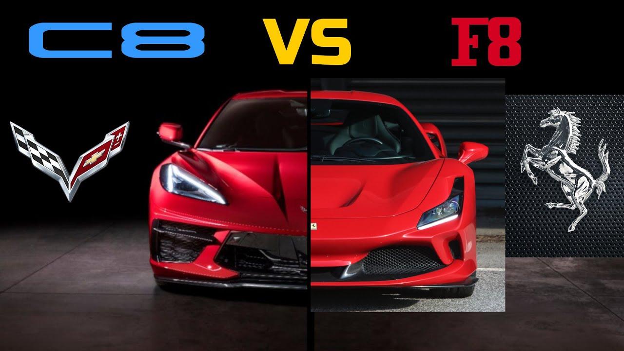 Why The Corvette C8 Won T Impact The Ferrari Market Youtube