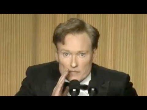 Conan O'Brien Slams TV News
