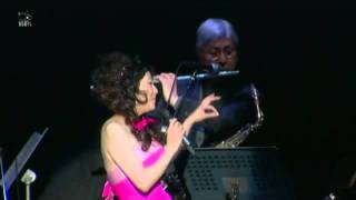 【LIVE】 阿川泰子 JTスペシャル Jazz in Tokyo Live/♪SatinDoll♪