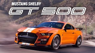 2020 Ford Mustang Shelby GT500 Review - Most Powerful Mustang EVER BUILT