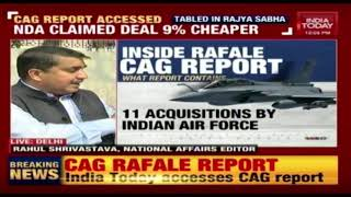 Arun Jaitley's All-Out Attack On Opposition Over CAG Report: