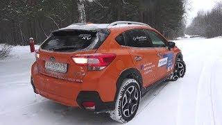 видео Компактный кроссовер Subaru XV