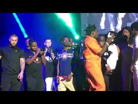 Kodak Black - I Need A Beat (Live at Watsco Center in Coral Gables,FL on 8/10/2017)