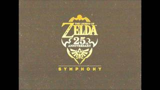 Zelda 25th Anniversary Orchestra - Twilight Princess Symphonic Movement