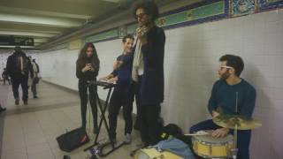 Subway Jam Session with Andrei Matorin and Mike Sheffer