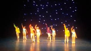 Rang sharbaton ka performance - Choreographed by Deepak Arora