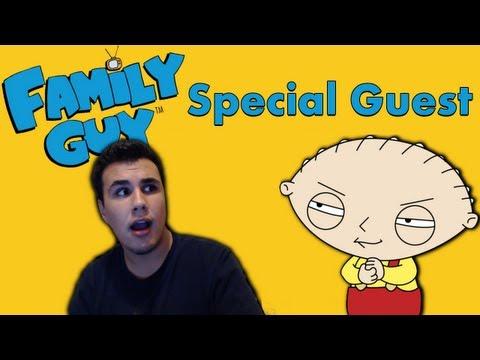 Xbox interview with Stewie Griffin