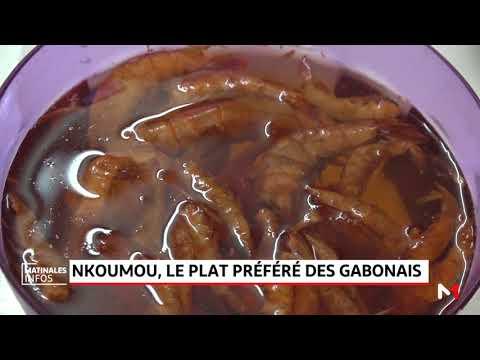 Gabon: Nkoumou, spécialité culinaire la plus appréciée du pays