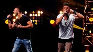 Duel Blue A Chi Mi Dice Vezi Interpretarea Trupei Tomato Thomas și Amato La X Factor