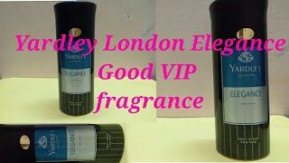Yardley London Elegance (Body spray for men) good fragrance