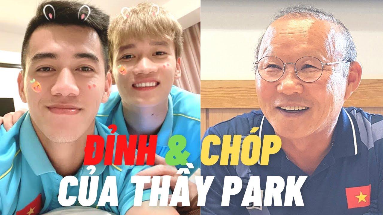 Hoàng Đức & Tiến Linh - Đỉnh & Chóp của HLV Park Hang Seo