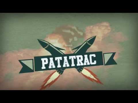 MADMAN - 'Patatrac' lyric video (Prod. Pherro)