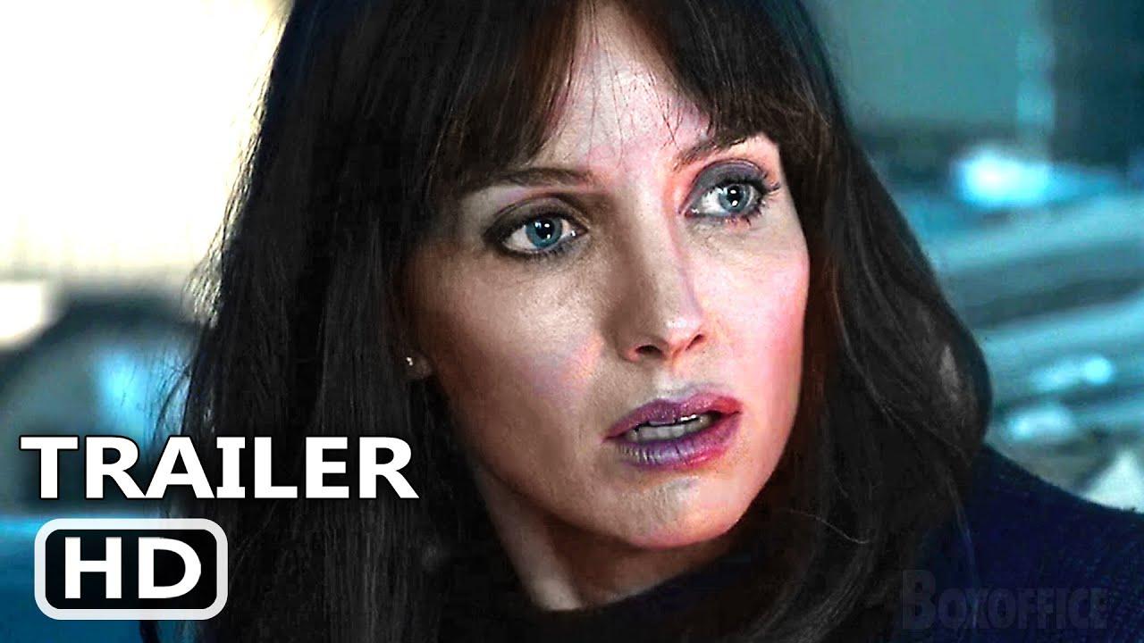 MALIGNANT Trailer (2021) James Wan, Annabelle Wallis, Thriller Movie