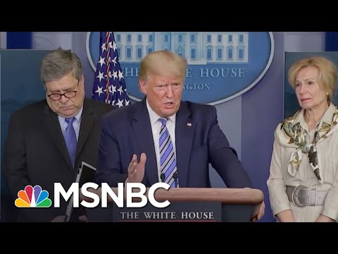 Virus Power-grab? Trump Admin Seeks 'sweeping' Powers To Detain Without Trial During Pandemic