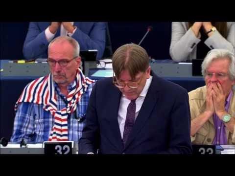 Guy Verhofstadt   Homage to Simone Veil