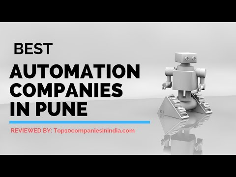 Top 10 Automation Companies In Pune | Best Of 2020