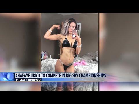 Great Falls native Chafaye Urick seeks to inspire in bikini competition