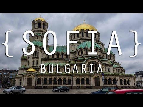 SOFIA, BULGARIA! | Walking Tour & Delicious Food