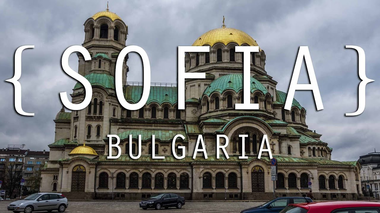 SOFIA, BULGARIA! | Walking Tour & Delicious Food