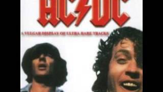 AC/DC - You Shook Me All Night Long -  Acoustic Version - Ultra Rare