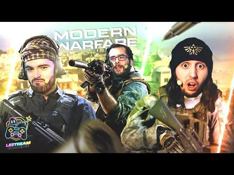Quel Duo Gagnera La Ligue 2v2 Sur Modern Warfare ? | LeStream Challenge #06