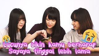 Video Orang Jepang Shock Liat Lemper!? Sayaya Suka Jajanan Pasar Ga Ya?? download MP3, 3GP, MP4, WEBM, AVI, FLV Oktober 2018
