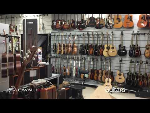 Cavalli Musica Guitars
