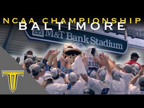 2014 NCAA Lacrosse Final Four | Baltimore