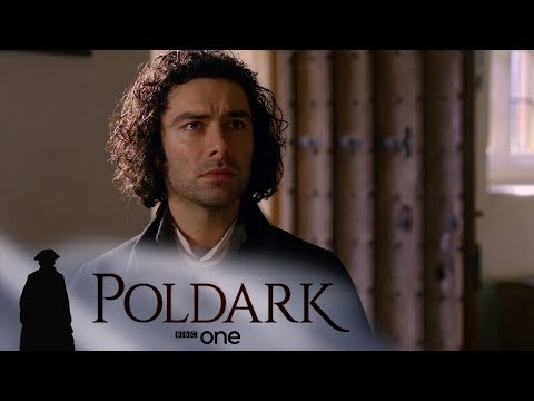 George and Ross come face to face - Poldark: Series 3 Episode 1 - BBC One