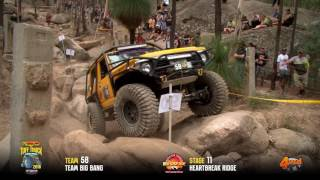 Tuff Truck Challenge 2016 - TEAM BIG BANG on Heartbreak Ridge