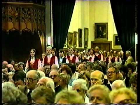 Aberdeen International Youth Festival 1994
