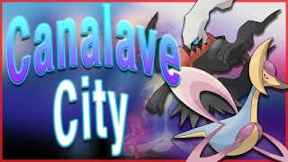 Canalave City Remix (feat. insaneintherainmusic) - Pokémon Diamond, Pearl, and Platinum