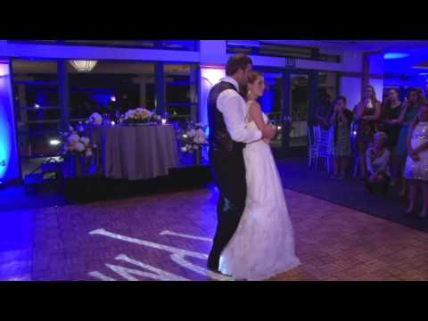 Travis & Michelle's First Dance to