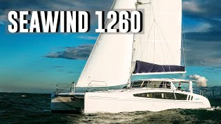 The seawind 1260 was designed by sailors, for sailors. this 41ft is a bluewater capable catamaran with very modest price tag. so in fact, that if you are saving an offshore ...