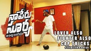 CAP trick   Lover Also Fighter Also Song   NSNI   #FlipItLikeSurya
