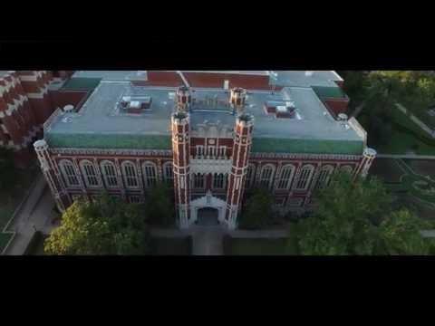 University Of Oklahoma Campus Short Film