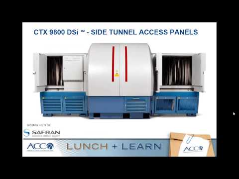 New Technologies for Innovative Checked Baggage Screening Design