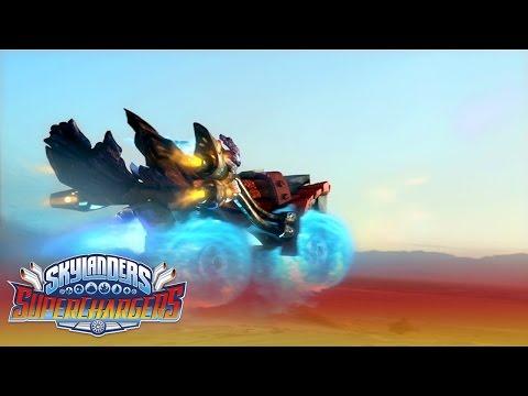 """Officiële Skylanders SuperChargers: """"Riemen Vast"""" Reveal Trailer [NL]"""