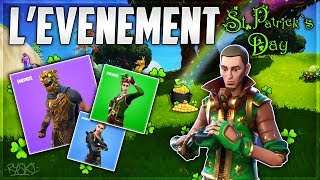 "Fortnite: Make The 5 New Quests of the ""St. Patrick's Day on Saving the World!"