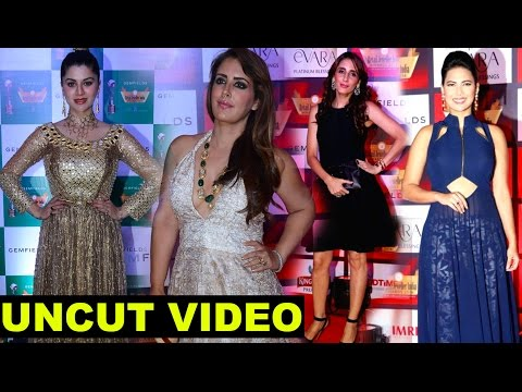 UNCUT: 12th Gemfields Retail Jeweller India Awards 2016   Red Carpet   Full Show
