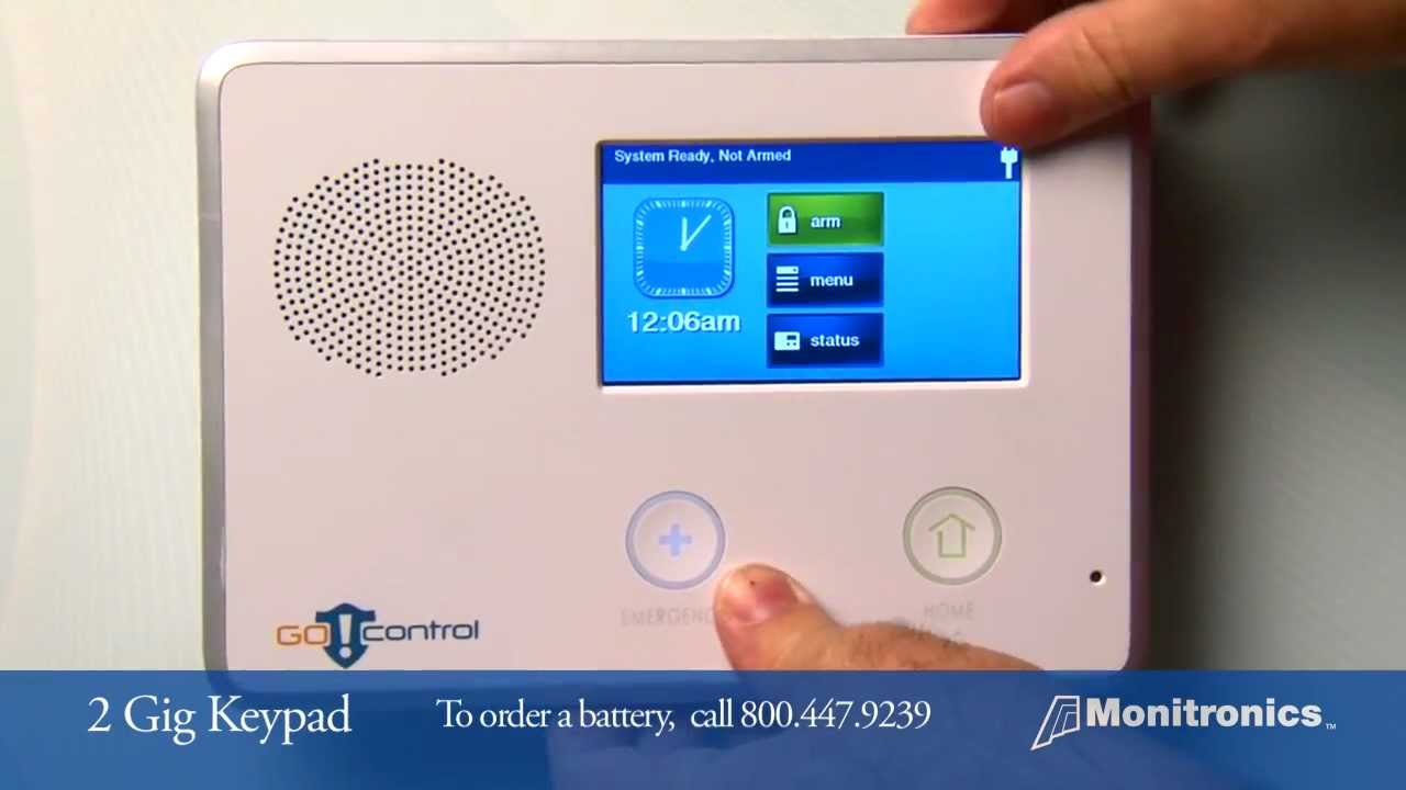 T Home Alarm System