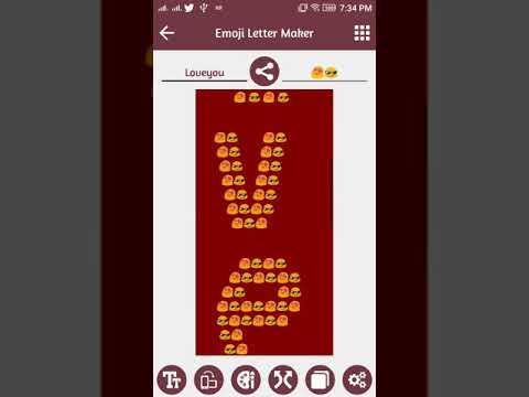 Emoji letter maker   Text to emoji converter   Apps on Google Play