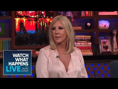 Vicki Gunvalson Calls Kelly Dodd's Words Rude | RHOC | WWHL