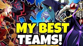 MY 4 BEST TEAMS!!! [AFK ARENA]