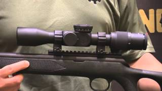 US Optics SHOT Show 2015